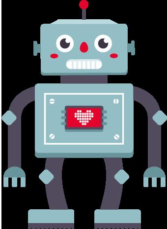 Roboter Fehler 404